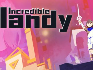 Release - Incredible Mandy