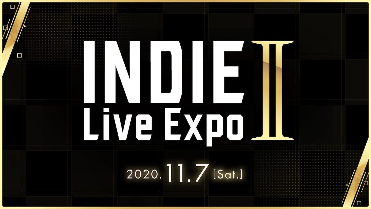 INDIE Live Expo II announced for November 7
