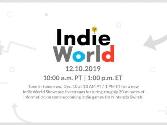 Indie World Showcase – 10 December 19:00