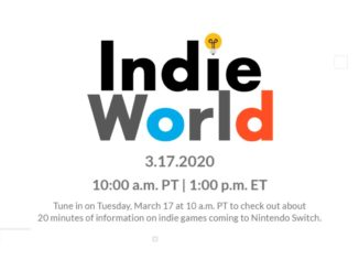 Indie World Showcase – March 17th