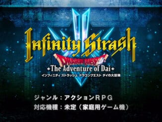 Infinity Strash: Dragon Quest The Adventure of Dai – Gameplay trailer