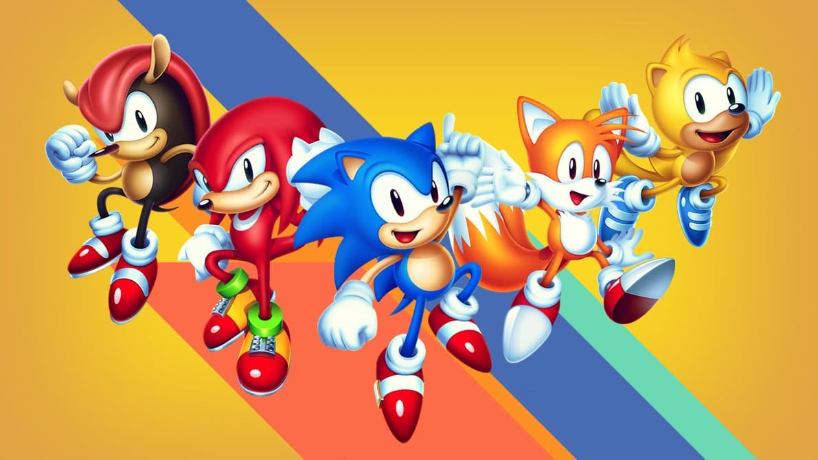 Infomercial Sonic Mania Plus
