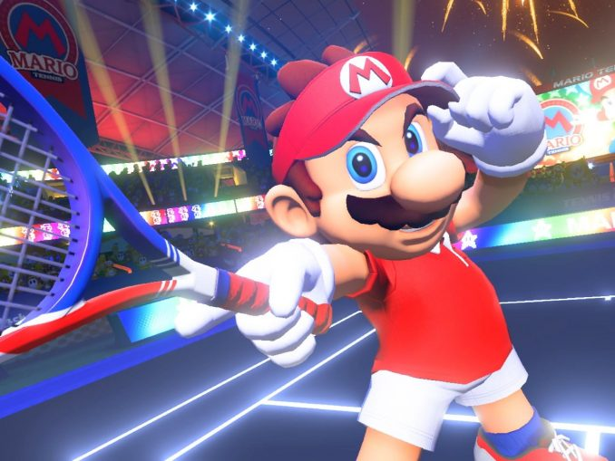 News - Info Mario Tennis Aces leaked