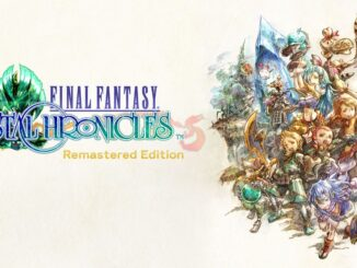 Inside Final Fantasy Crystal Chronicles Remastered Edition – Developer Diary