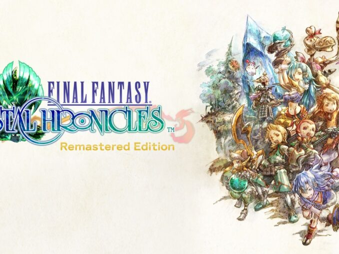 Nieuws - Inside Final Fantasy Crystal Chronicles Remastered Edition – Developer Diary