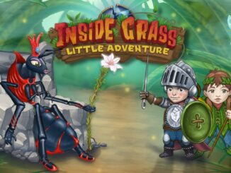 Release - Inside Grass: A little adventure