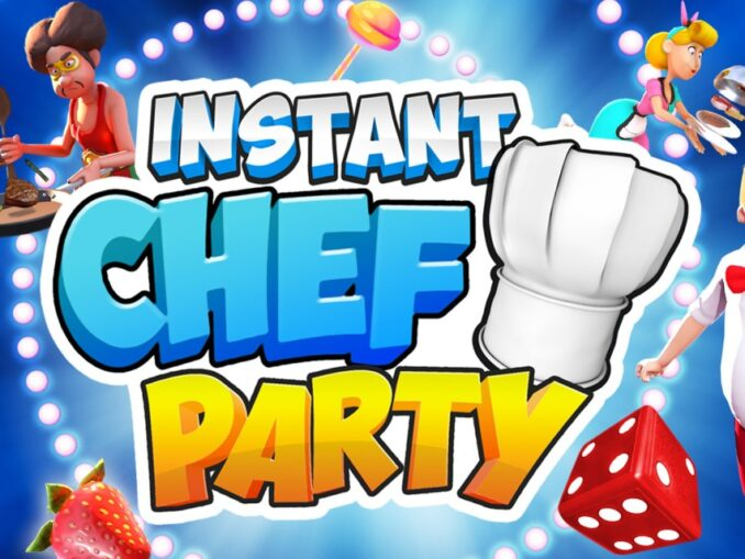Release - INSTANT Chef Party