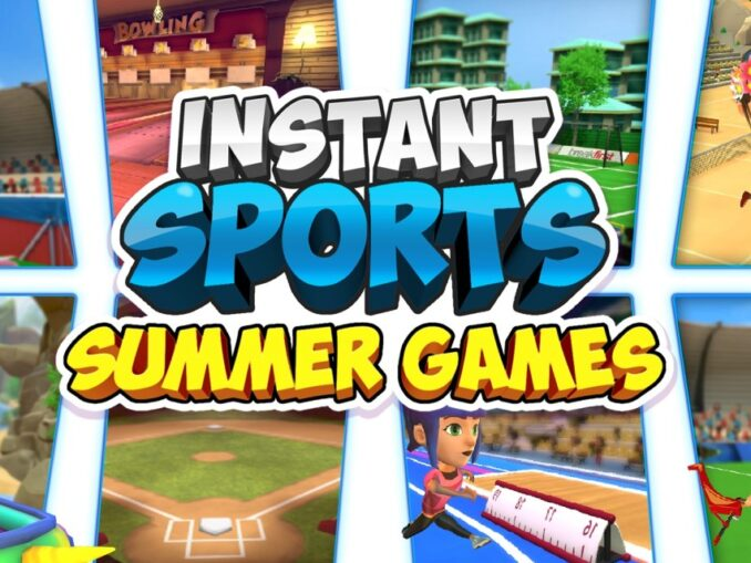 Release - Instant Sports Summer Games