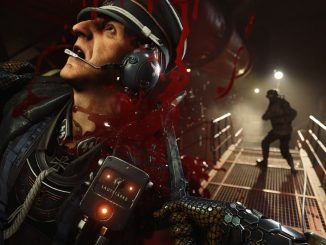 News - Internet download required for physical version Wolfenstein II