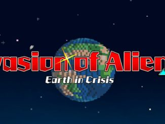 Invasion of Alien X – Earth in Crisis