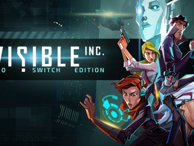 Release - Invisible, Inc. Nintendo Switch Edition