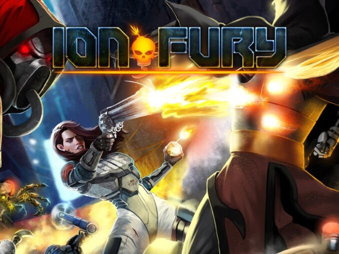 Nieuws - Ion Fury – Expansion Pack komt 2021