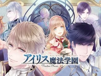 Release - Iris School of Wizardry -Vinculum Hearts-