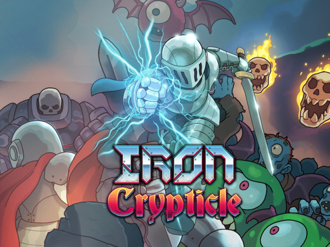 Nieuws - Iron Crypticle gameplay trailer