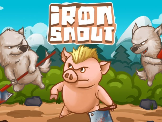 Release - Iron Snout