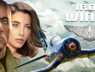 Release - Iron Wings