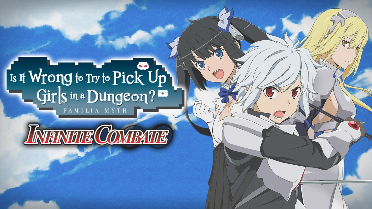 Is It Wrong To Try To Pick Up Girls In A Dungeon? – Infinite Combate – First 51 Minutes