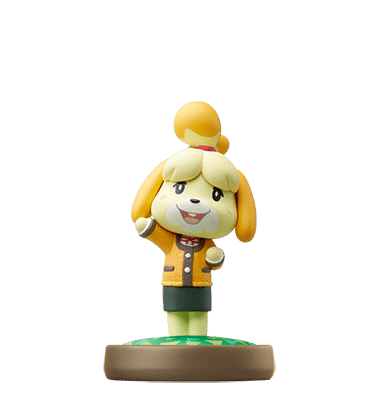 Isabelle – Winter Outfit