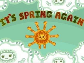 Release - It's Spring Again