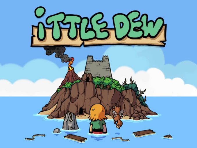 News - Ittle Dew 1 – New Trailer, Launching August 18th