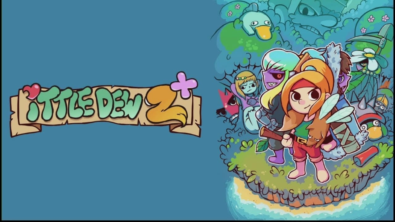 Ittle Dew 2+ launch trailer