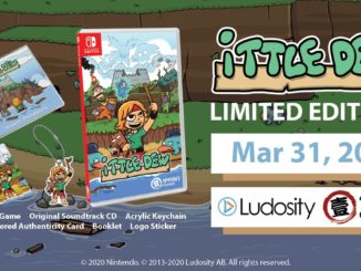 Ittle Dew – Limited Edition March 31th