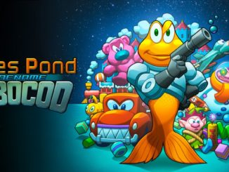 Release - James Pond Codename: RoboCod