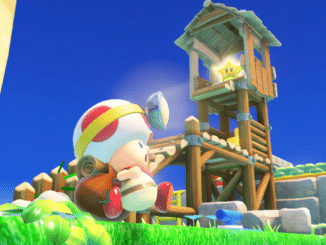 Japan: Captain Toad: Treasure Tracker bijna door voorraad