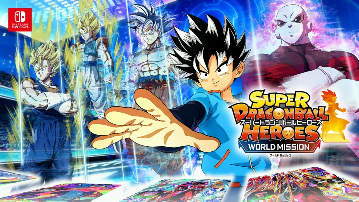 Super Dragon Ball Heroes: World Mission Jump Festa Trailer