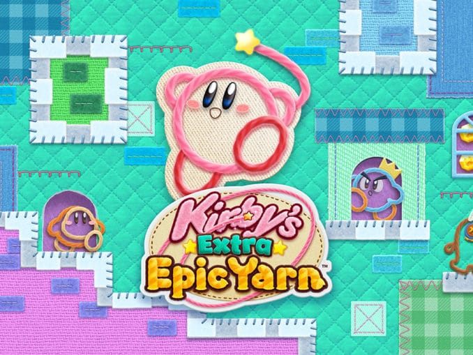 News - Japanese Kirby's Extra Epic Yarn Trailer