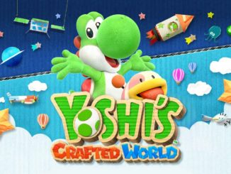 Japanse Yoshi's Crafted World intro & amiibo trailers