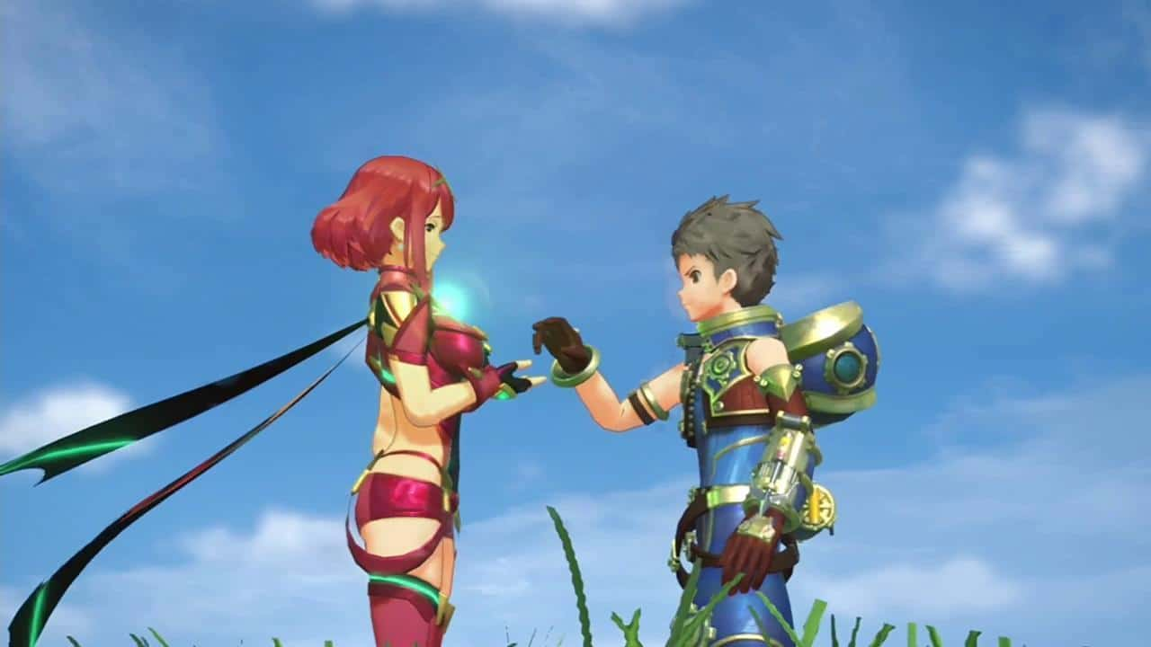 Japanse overview trailer Xenoblade Chronicles 2