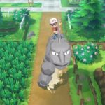 Japanse Pokemon: Let's Go footage