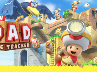 News - Japanse trailer Captain Toad