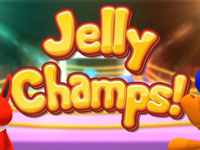 Release - Jelly Champs!