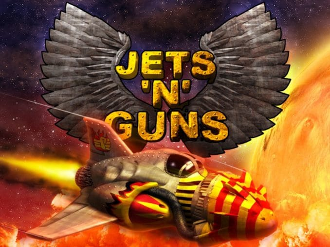Release - Jets'n'Guns