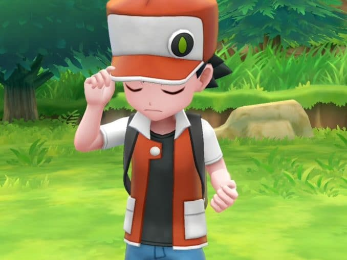 Guide - How to battle Red in Pokemon Let's Go Pikachu/Eevee