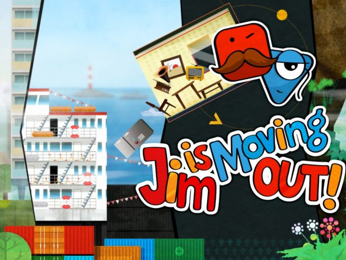 Release - Jim is Moving Out!