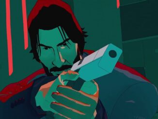 John Wick Hex listed for December 4th