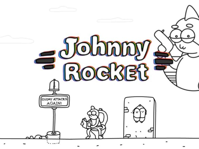 Release - Johnny Rocket