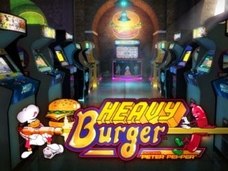 Release - Johnny Turbo's Arcade: Heavy Burger