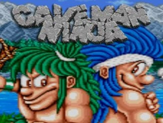 Release - Johnny Turbo's Arcade Joe and Mac Caveman Ninja