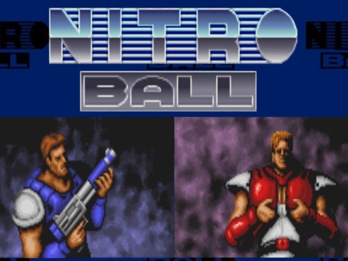 Release - Johnny Turbo's Arcade: Nitro Ball