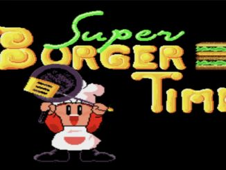 Release - Johnny Turbo's Arcade: Super Burger Time