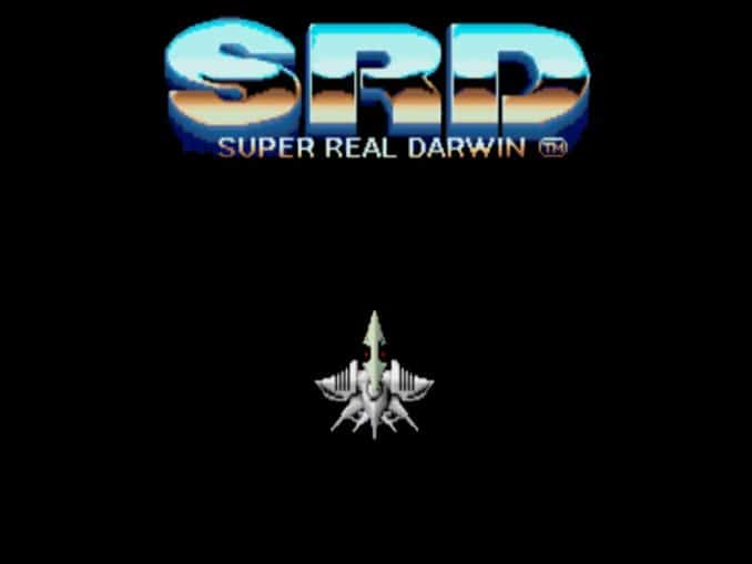 Release - Johnny Turbo's Arcade: Super Real Darwin