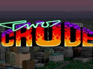 Release - Johnny Turbo's Arcade: Two Crude Dudes
