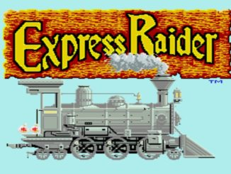 Release - Johnny Turbo's Arcade: Express Raider