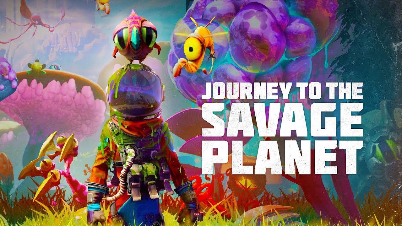 Launch Trailer για το Journey to the Savage Planet