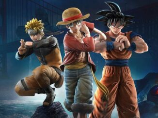 Jump Force arrives August 28th