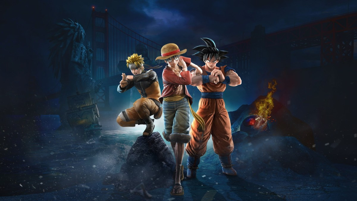 Jump Force Deluxe Edition – 30 FPS, dynamische 1080p docked, 720p handheld